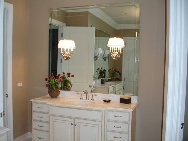 Past Projects Space Coast Electric Rockledge FL - Custom bathroom lighting
